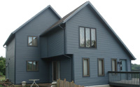 Pacific Blue Siding